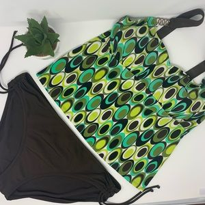 Tommy Hilfiger two piece swimsuit